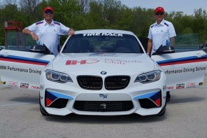 BMW Performance Driving School M2 Wins Class at the One Lap of America