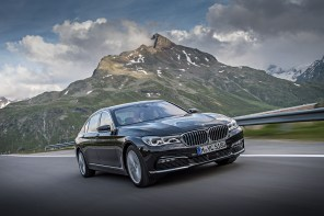 BMW Takes the Wraps off of the 7 Series iPerformance Models