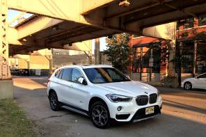 BF Review: The 2017 BMW X1 vs the 2017 MINI Clubman
