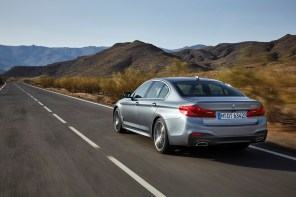 2017 BMW 5 Series Review Begin to Surface