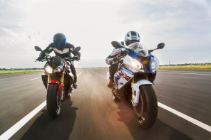 World Premier: New S1000RR, S1000R, S1000XR Motorcycles
