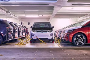 Yes – The BMW i3 is Recyclable
