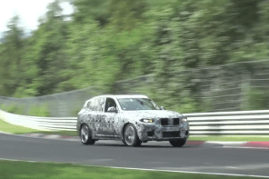 Watch the 2018 X3M Testing at the Nurburgring