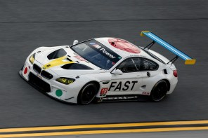 BMW Team RLL Struggles in Qualifying at the 24 Hours of Daytona