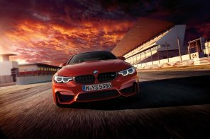 World Premier: 2017 BMW M4 Facelift