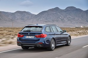 The 5 Series Wagon Might be the Perfect Car