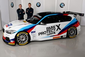BMW Enters the British Touring Car Championship After a 21 Year Hiatus