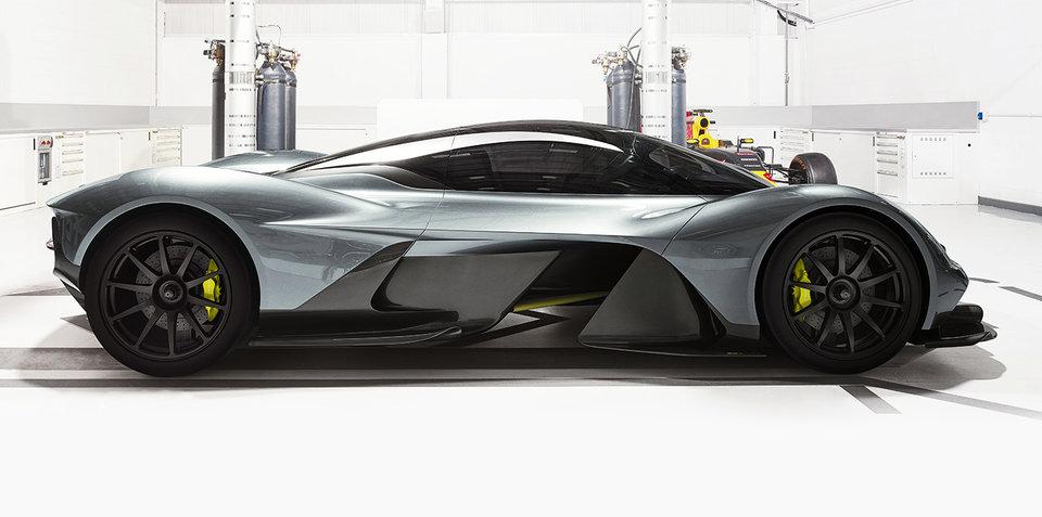 Aston Martin AM-RB 001 to get Cosworth V12