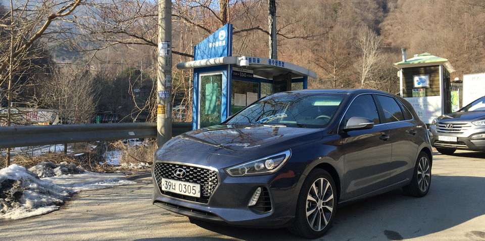 2017 Hyundai i30 specifications firm ahead of local launch