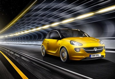 Opel Adam: stylish city car not for Oz - Photos (1 of 11)