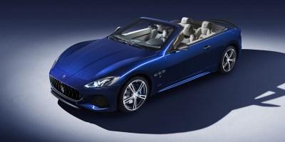 2018 Maserati GranCabrio, GranTurismo fully revealed for Goodwood - photos | CarAdvice
