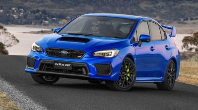 2018 Subaru WRX, WRX STI pricing and specs: Tweaked looks, more kit - Photos (1 of 19)