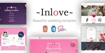 [Free Download] Wedding Inlove - Wedding & Wedding Planner