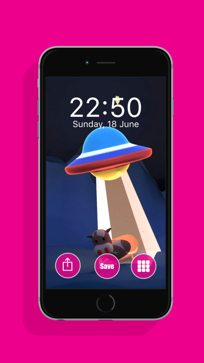 Live Wallpapers App For 3d Touch iPhone | iOS 12 | In App Purchase by bpolat1