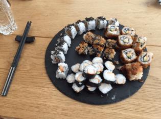 Sushi-Kochkurs für Starter auf come2coach