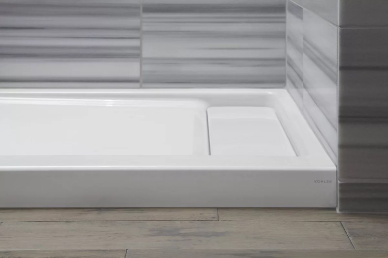 Large Of Kohler Shower Pan