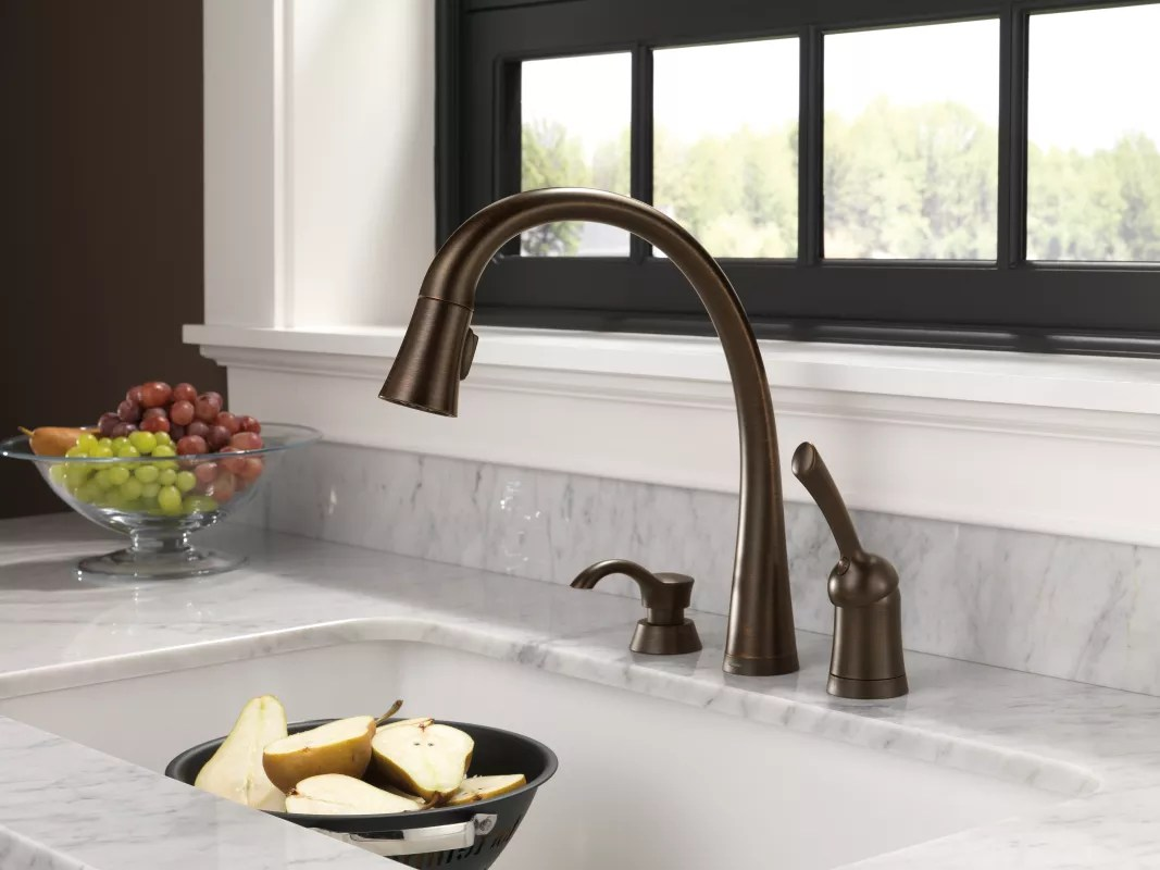 f delta touch kitchen faucet Alternate