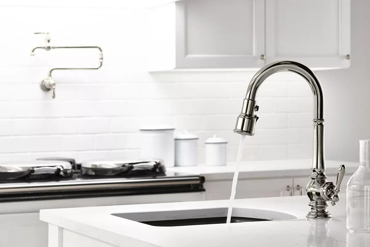 f kohler kitchen faucet Alternate View Alternate View
