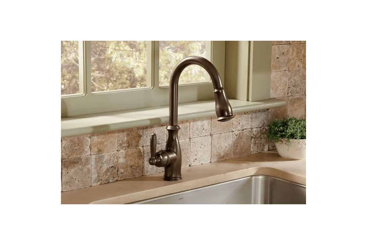 f moen brantford kitchen faucet Faucet