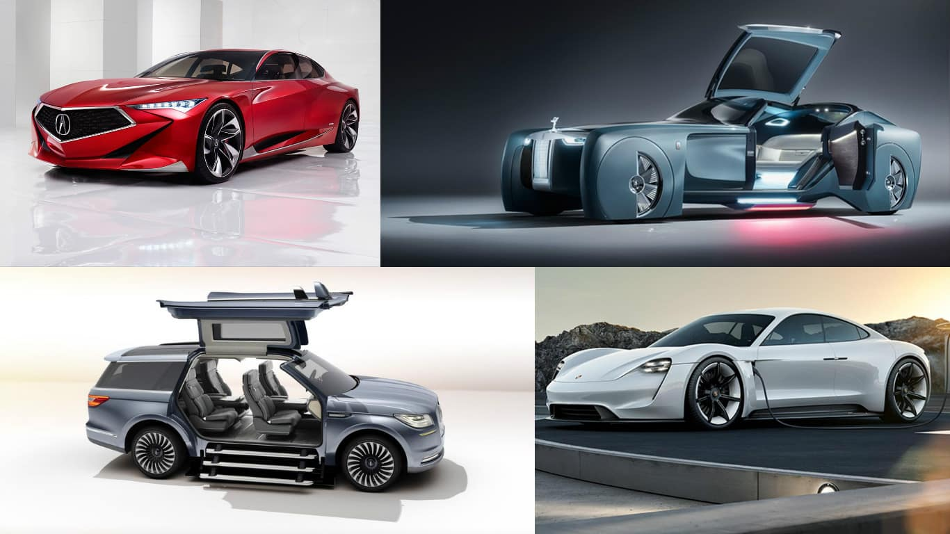 Best Concept Cars In The World 2016 / 2017