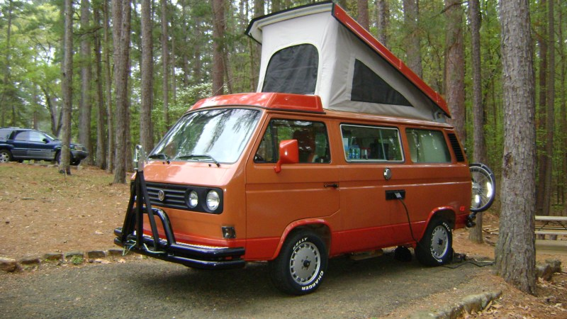 Large Of Vw Eurovan Camper