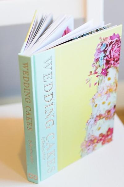 Win A Copy 'Wedding Cakes' Book From Award Winning ...