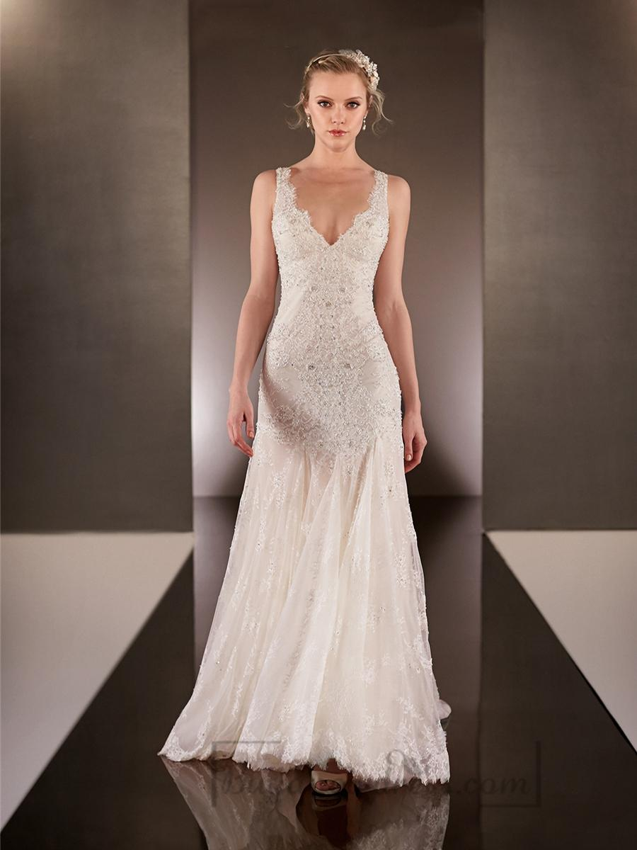 diamante wedding dress straps wedding dress with straps Who Makes This Dress And What Looks Better Pics