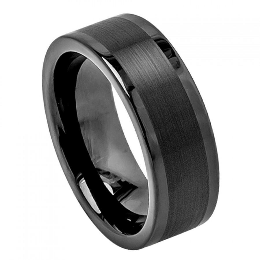 14k white gold mens wedding band ring mens wedding rings