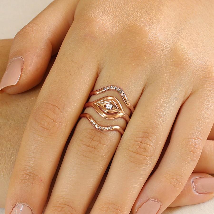 alternative wedding rings alternative wedding bands 25 Best Ideas about Alternative Wedding Rings on Pinterest Unique wedding rings Engagement rings unique and Wedding ring