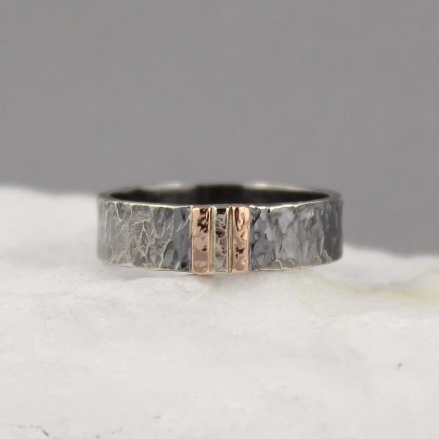 black hills gold engagement ring black gold wedding band Image of Rose Gold Engagement Ring Settings