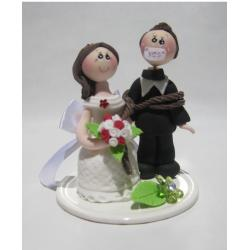 Small Crop Of Funny Wedding Cake Toppers