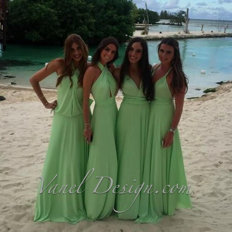 Fullsize Of Convertible Bridesmaid Dress