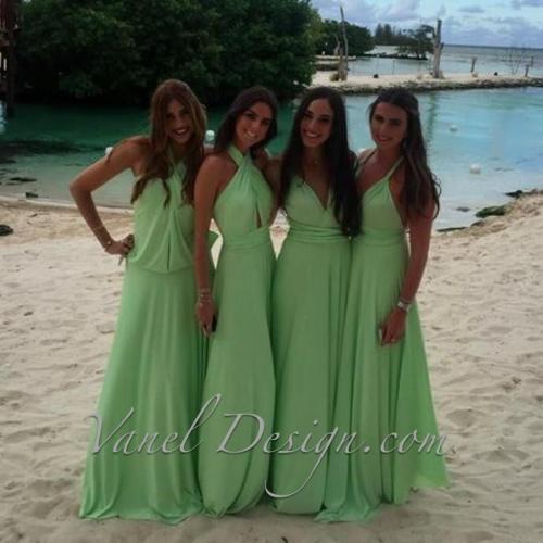 Medium Of Convertible Bridesmaid Dress