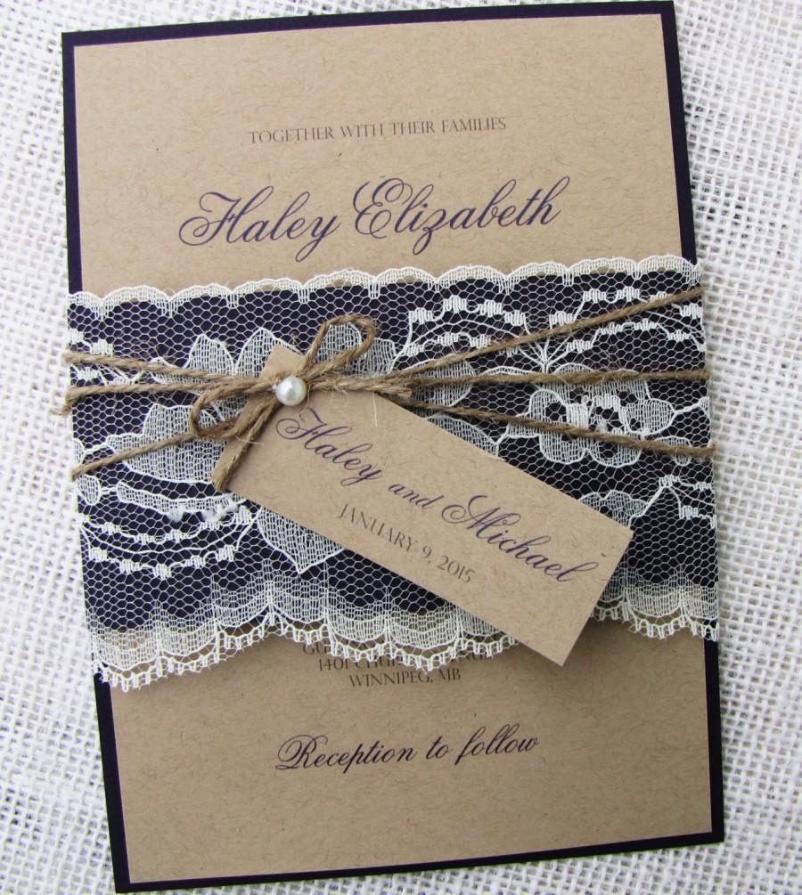 diy wedding invitation diy wedding invitation Tutorial Diy Wedding Invitation