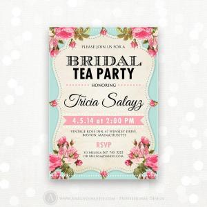 Congenial Printable Bridal Shower Bridal Tea Party Bridal Bride Retro Editable Instant Download Digital Pdf Printable Bridal Shower Bridal Tea Party Bridal Tea Party Bridal Shower Hats Tea Party Brida