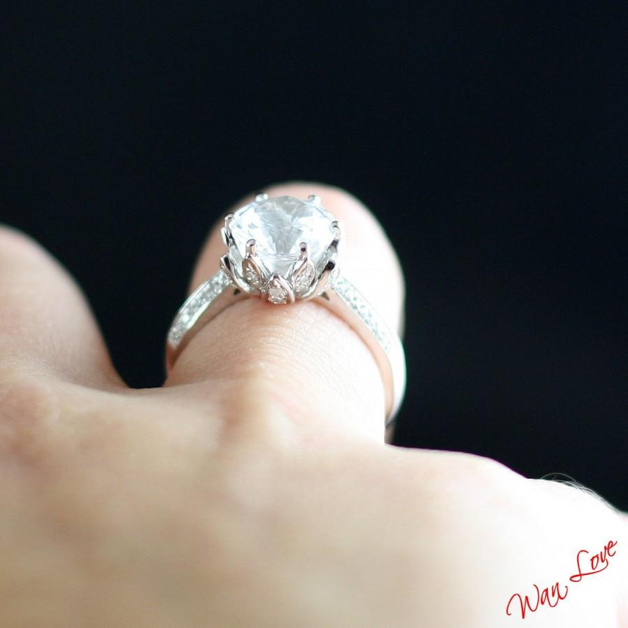 custom wedding rings Custom Made Gold Skull Ring And Band for a halloween wedding