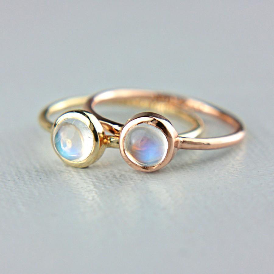 reasonable engagement rings moonstone wedding rings
