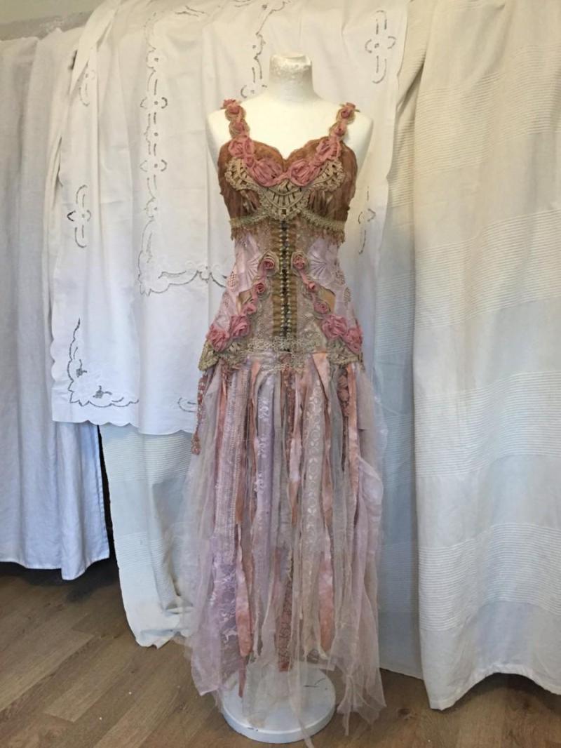 Large Of Rose Coloured Wedding Dresses