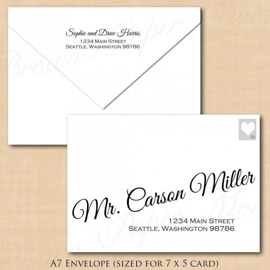 Fullsize Of Wedding Invitation Envelopes