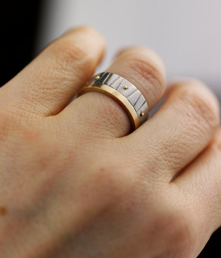 camo wedding rings unique wedding ring inspiration unique wedding band sets Image of camo wedding rings sets