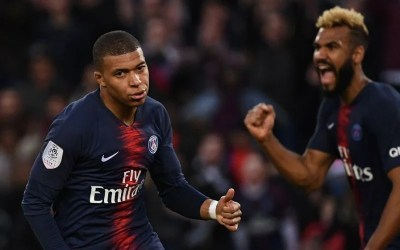 Mbappe hits half century record as PSG strengthen hold on ...