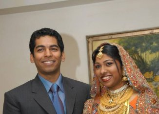 """Mr and Mrs Dawood Hassan Shaikh Ibrahim have extended the invitation for the wedding ceremony of their beloved daughter with Junaid Miandad s/o Mr and Mrs Javed Miandad Insha Allah on Saturday, 23rd July 2005."""""""