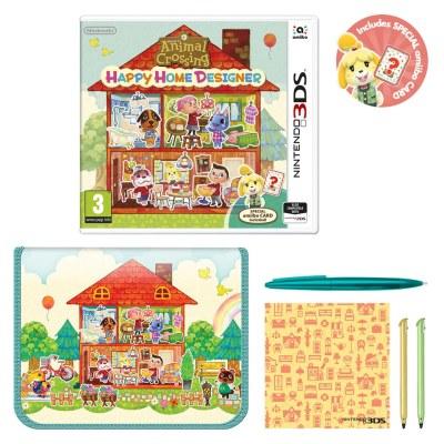 Animal Crossing: Happy Home Designer | Nintendo UK Store
