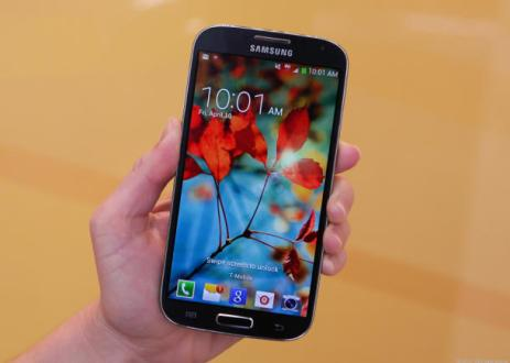Samsung Galaxy S4 Secret Hidden Codes, test your LCD,Camera,Sensors etc