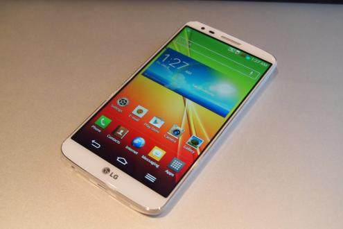 Do you have troubles to take a Screenshot with LG G2?