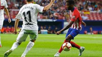 Las mejores imágenes del Atlético de Madrid-Huesca