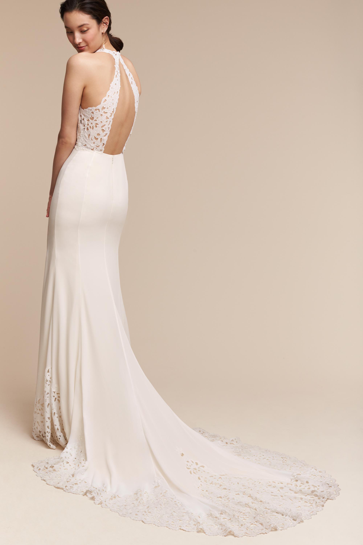 shop the bride wedding dresses back detail wedding dresse Cruz Gown Cruz Gown