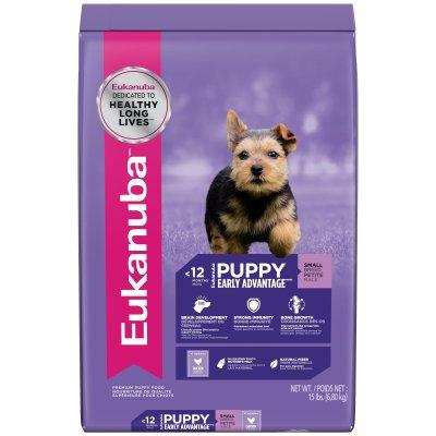 Eukanuba Small Breed Puppy Food   Petco