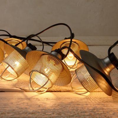 stargazer garden trellis lights lighting