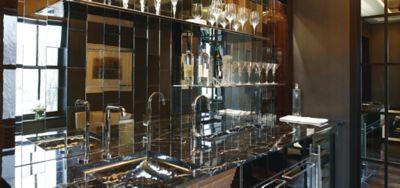 Exellent Ann Sacks Glass Tile Backsplash In Design